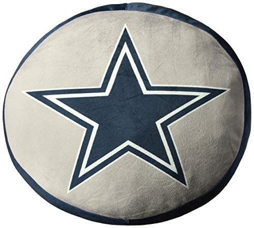 NFL Dallas Cowboys Cloud Pillow, 15'