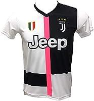DND DI D'ANDOLFO CIRO Maglia Calcio Juventus bianconera Personalizzabile Replica Autorizzata 2019-2020 Taglie da Bambino...