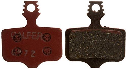 AVID Elixir Y Sram X0, X7, X9, XX - Pastillas de Freno Advance Unisex, Color Rojo