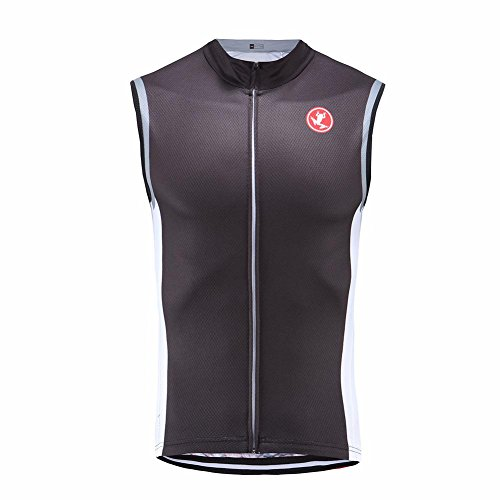 Uglyfrog Bike Wear Ciclismo Maillot Hombres Jersey Sin Mangas Ropa Chalecos Transpirable...
