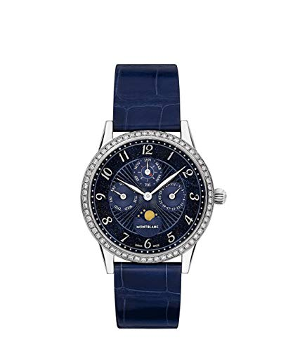 MONTBLANC OROLOGIO BOHEME PERPETUAL CALENDAR JEWELLERY LIMITED EDITION 88 116495