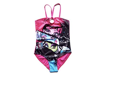 Monster High Badeanzug für Mädchen (122/128)