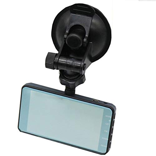 1080P Dash CAM Coche DVR de la rociada de la cámara DVR de visión Trasera cámara de vídeo grabadora Noche Ciclo Visión Sensor G Gran Angular dashcam (Color Name : DVR Only, SD Card Memory : 8G)