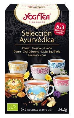 Producto de alta calidad Fabricado en España Marca: Yogi Tea