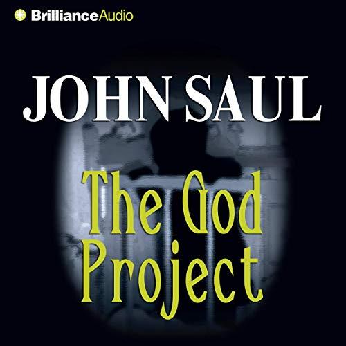 『The God Project』のカバーアート