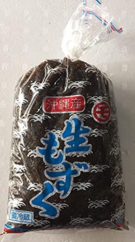 沖縄産 生もずく なまもずく 1kg
