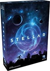 Calibrate your telescopes to view celestial objects! Create a beautiful display of planets, moons, asteroids, and more in the night sky. Carefully choose and arrange your cards in this 2 player stargazing competition. 2 players Ages 8+ Playing time: ...