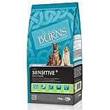 Burns Sensitive+ - Alimento para perros compuesto de cerdo y patata.