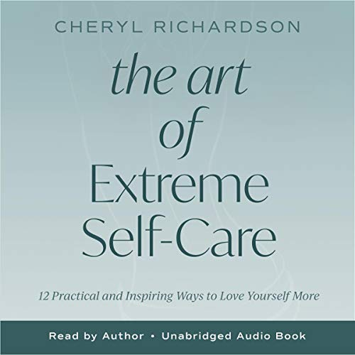 『The Art of Extreme Self-Care』のカバーアート