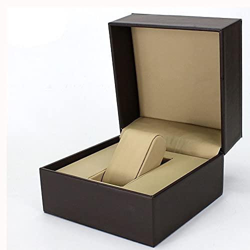 SMOOTHLY Cajas de Relojes, Cajas, Cajas de Joyas, Pulseras de joyería Inventario Showcase Largo Duradero, Cajas de Reloj
