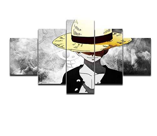 Póster One Piece marca WOAIC