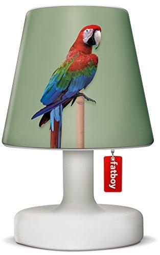 Fatboy® Edison the Petit + Cooper Cappie bird is the word   Tischlampe / Outdoor Lampe / Nachttischlampe   Kabellos & per USB Aufladbar