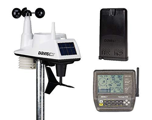 Davis Instruments Vantage Vue y WeatherLink Live Bundle con consola