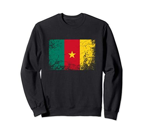Bandera de camerún - Cameroon Flag Sudadera