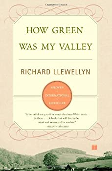 Paperback How Green Was My Valley Book