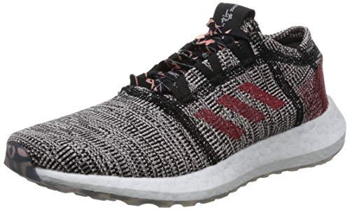 adidas Men's Pureboost Go Fitness Shoes, Multicolour (Negbás/Escarl/Narcla 000), 9.5 UK