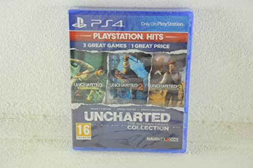 Uncharted: The Nathan Drake Collection - PlayStation Hits (PS4)