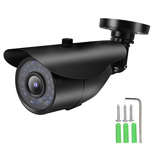 Cámara de protección para el hogar, cámara AHD, cámara Tipo Bala Resistente al Agua, IR TVI Oficinas ome Protection para(720P PAL Format)