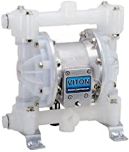diaphragm pump for chemical transfer