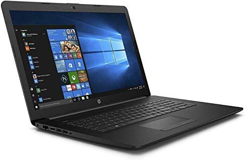 HP 17-CA0010NA 17,3 Zoll HD+ Laptop AMD A6-9225, 8GB DDR4, 256GB de SSD, gráficos Radeon R4, conexión inalámbrica y Bluetooth, DVD RW, Windows 10 Pro - Caja simple - Diseño de teclado del Reino Unido