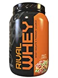 Rivalus Rivalwhey – Fruity Cereal 2lb - 100% Whey Protein,...