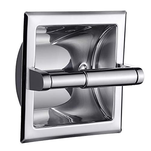 Top 10 best selling list for gatco chrome recessed toilet paper holder