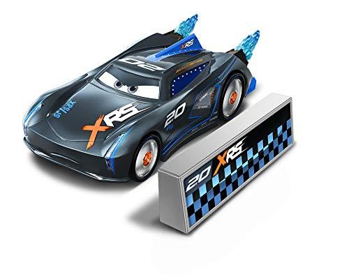 Mattel Cars XRS Rocket Racers Jackson Storm