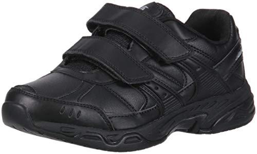 Avia Avi-Union IINon SlipShoes for Women – Comfort Safety Shoes for Work, Nursing, Restaurants, & Walking, Size 8, Black