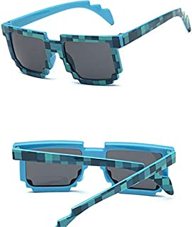 DEALBUHK - DEALBUHK 2020 Gafas de Sol de Chicas niños Gafas de Sol for niños Gafas de Lentes UV400 UV400 Muchachos de Las niñas de Silicona Espejo Niño Bebé Gafas diseño de Moda (Lenses Color : 3)