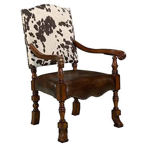 Comfort Pointe Jaxon Accent Chair , Brown