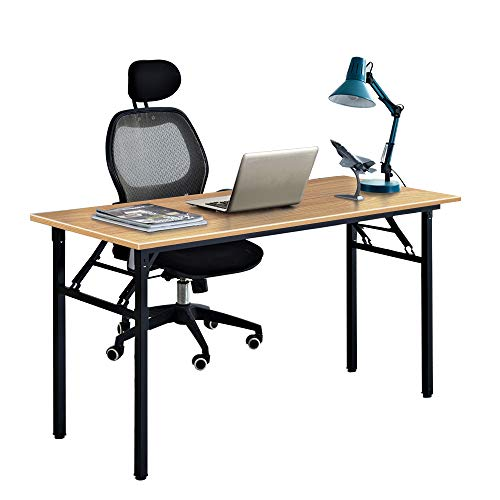 Need Computer Desk Office Desk 55 inches Folding Table Computer Table...
