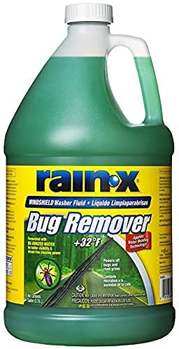 RX Original Windshield Washer Fluid, Removes Grime, Improves Driving Visibility (32° F) - 1 Gal