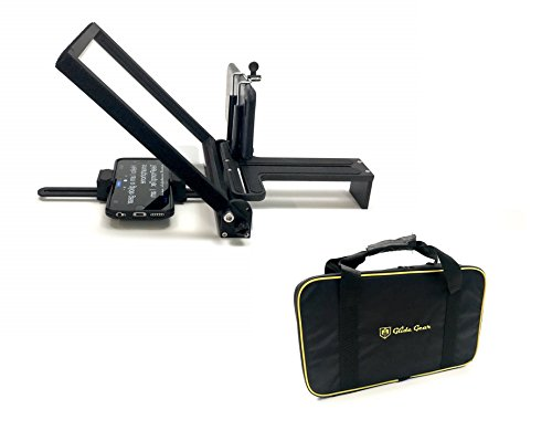 Glide Gear TMP 50 Adjustable Smartphone Android iPhone Mini Teleprompter