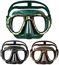 OMER Alien Mask Freediving and Spearfishing Mask Camouflage
