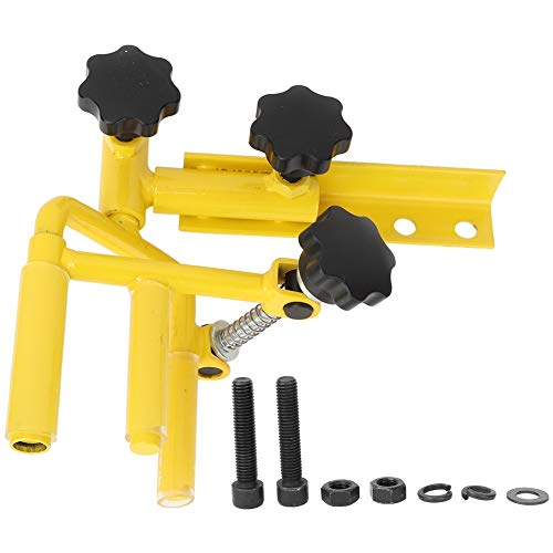 Zerone Metal Compound Bow Stabilizer Holder Bowstring Replacement Repairment Adjust Stand Steady Frame Bow Repair Tool