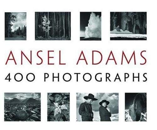 Ansel Adams' 400 Photographs [Lingua Inglese]