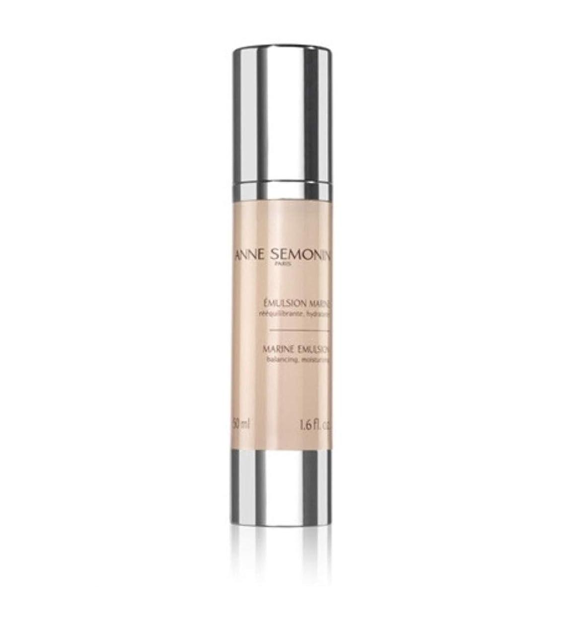 急ぐ倒産くるくるAnne Semonin Marine Emulsion - For Combination to Oily Skin 50ml/1.6oz並行輸入品