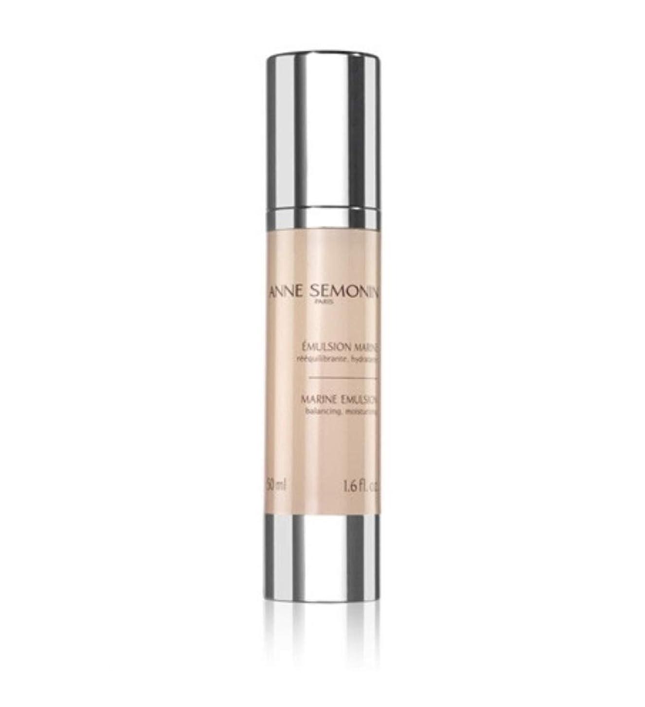 香ばしい車両鉛Anne Semonin Marine Emulsion - For Combination to Oily Skin 50ml/1.6oz並行輸入品