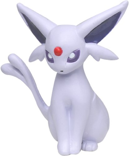 Pokémon Noir et Blanc Takaratomy M Figure – M-134 – MENTALI/Eifie