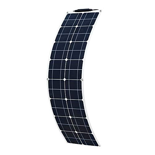 YUANFENGPOWER 10W 50W 100W 12v Flexibel zonnepaneel voor boot auto camper jacht 12v batterijlader