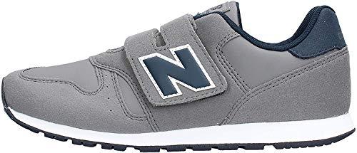 New Balance YV373FB Zapatillas Boy Gris/Azul 30
