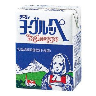 .南日本酪農協同 デーリィ ヨーグルッペ 200ml×24本入【×2ケース:合計48本】