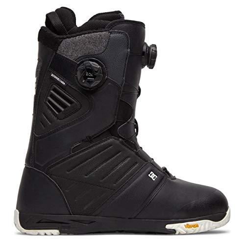 DC Judge Dual BOA Snowboard Boots Black 2 10.5 D (M)