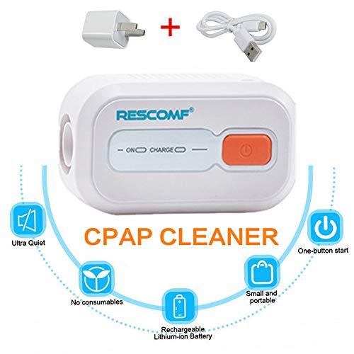 Ventilator Auto CPAP BPAP Cleaner-desinfector 2200 mAh Slaapapneu Anti-snurken Gemakkelijk mee te nemen