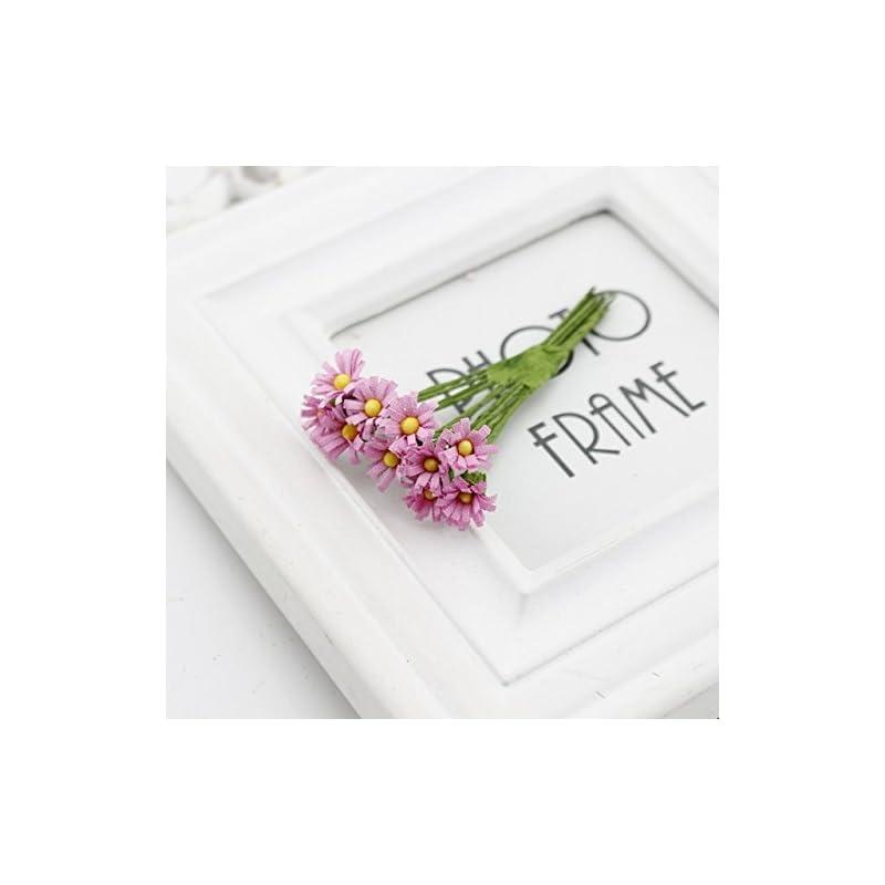 silk flower arrangements 10 pcs daisy silk cheap artificial flower bouquet for home wedding scrapbooking gift box decoration diy wreath craft fake,pink
