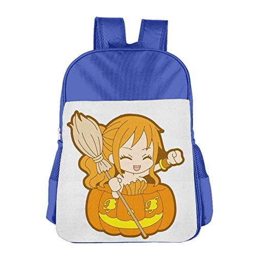 XCNGG Mochila para niños Mochila para niños Bolsos para niños JierJi Girls Backpacks For Primary School Fashion Nami Anime Students Backpacks