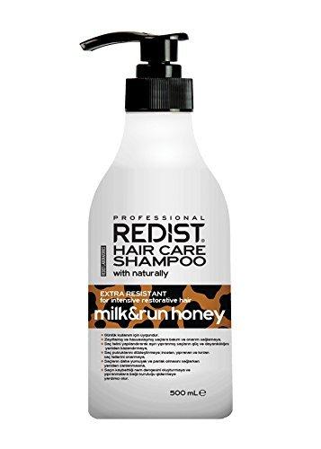 Redist Milch/Honig-Shampoo, 500 ml