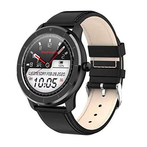 LXZ Inteligente Relojes para Hombres Y Mujeres, IP68 A Prueba De Agua Rastreador De Deportes, Pantalla Táctil Completa, Atención Médica, Relojes Inteligentes De Medición De La Frecuencia Cardí