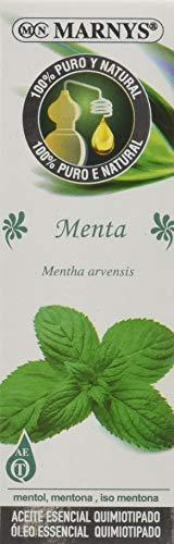 MARNYS Aceite Esencial Menta Arvensis 100% Puro Quimiotipado 15ml