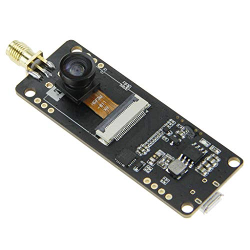 Amazon.es - TTGO T-Journal ESP32 Camera Development Board Antenna 0.91 OLED